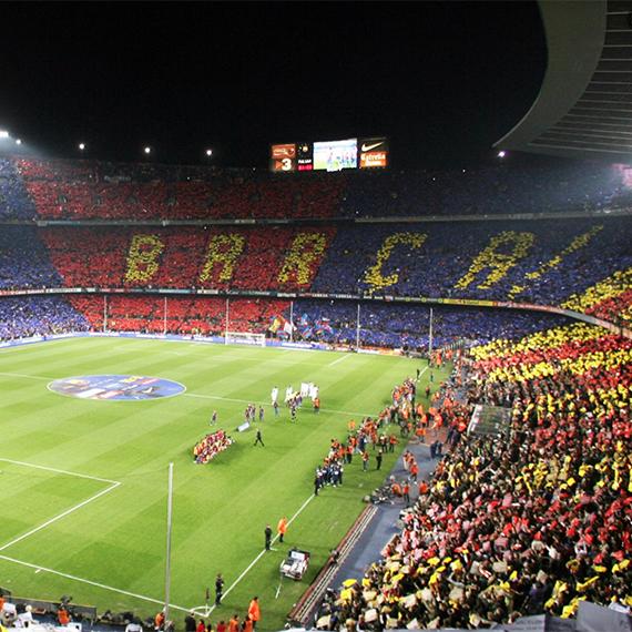 FC Barcelona, Camp Nou, Barcelona