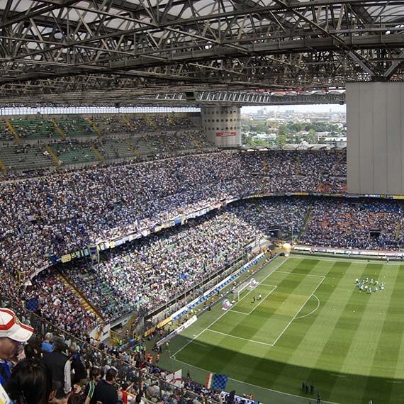 AC Milan, San Siro, Milan