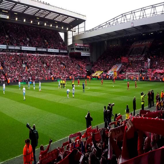 Liverpool FC, Anfield, Liverpool