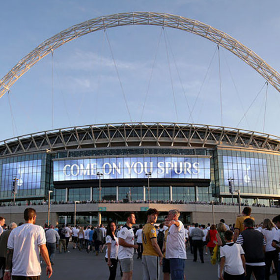 Tottenham Hotspur - Manchester City (CL)