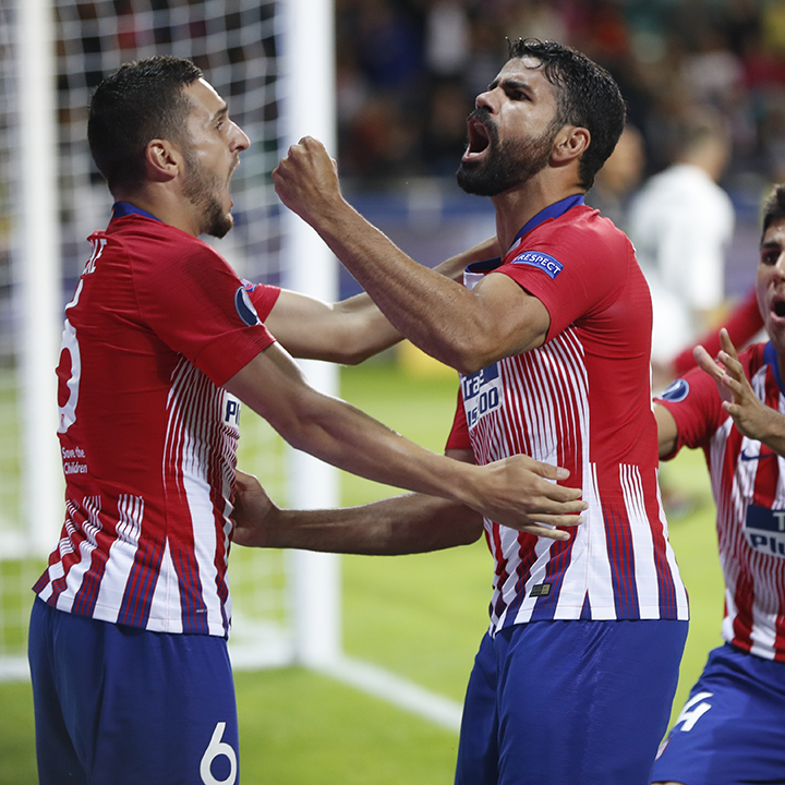 Atlético Madrid - Real Valladolid (Sun. 5 April 2020)