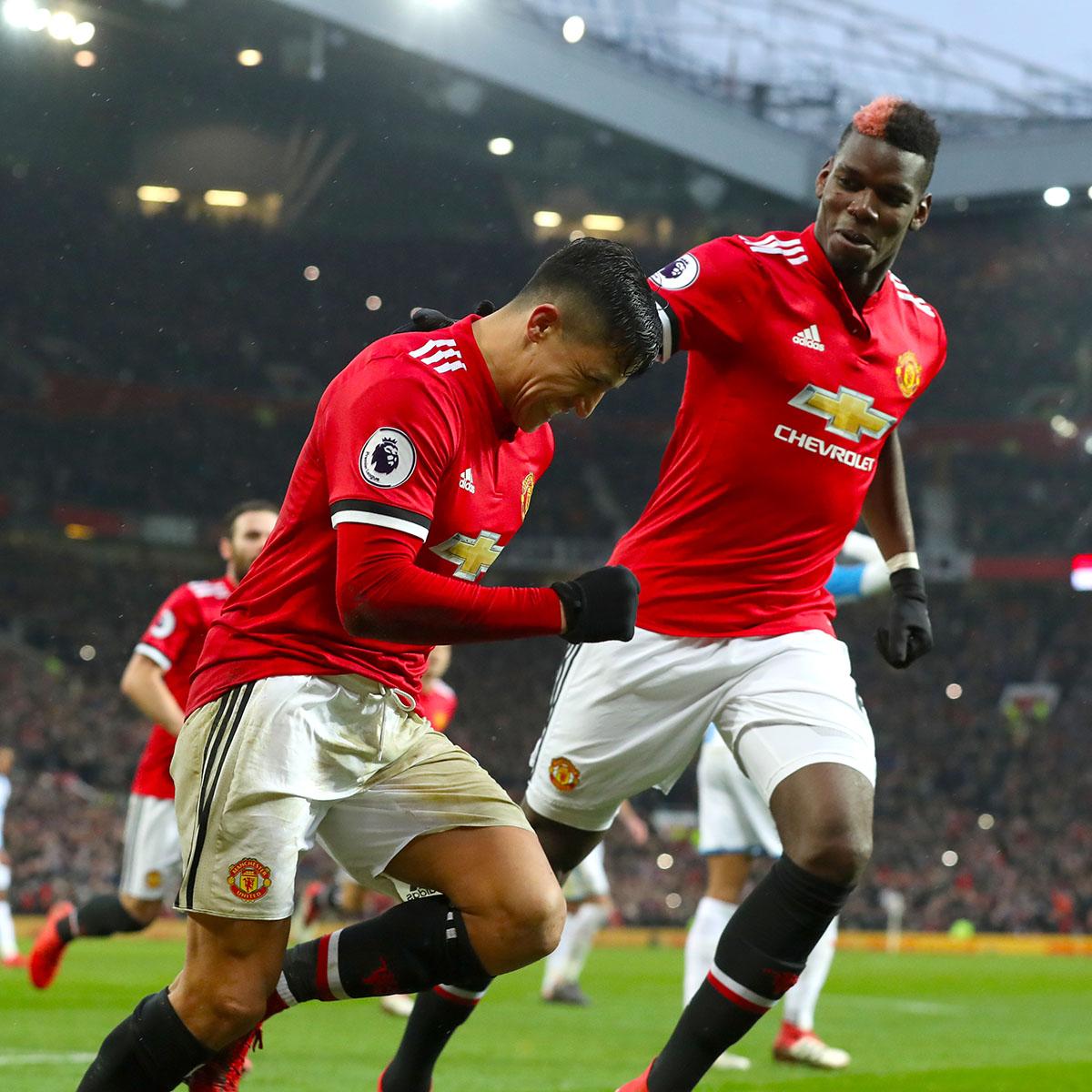 Manchester United - Arsenal FC (ma. 30 september 2019)