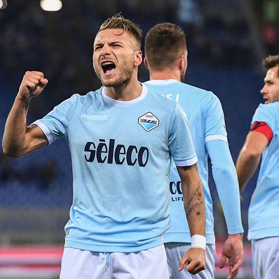 Lazio Roma - ACF Fiorentina (So. 15 März 2020)