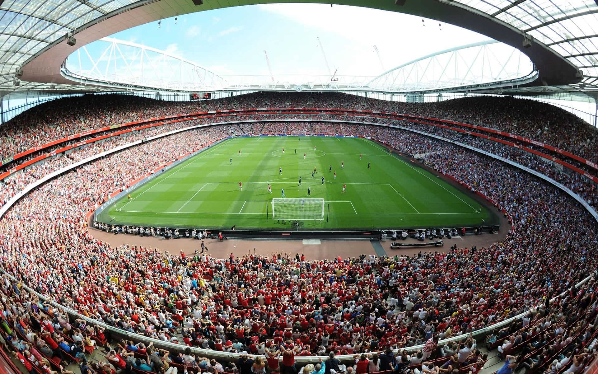 Arsenal FC - Aston Villa, 0 septemberkl. 16:30