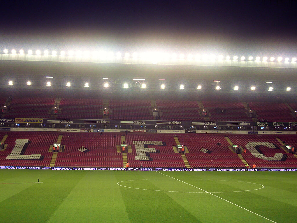 Liverpool FC - Sheffield United, 4 Januarum 20:00