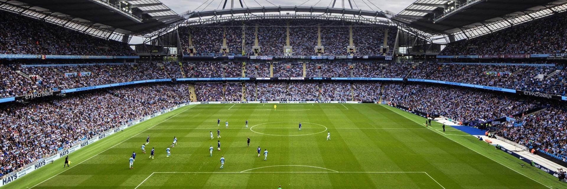 Manchester City - Southampton FC, 6 novemberden 15:00