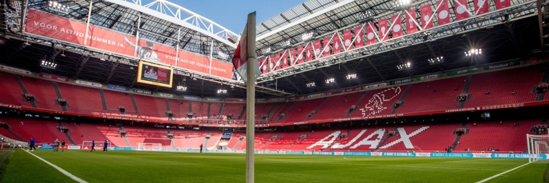 AFC Ajax - Sparta Rotterdam, 0 Januaryat 13:30