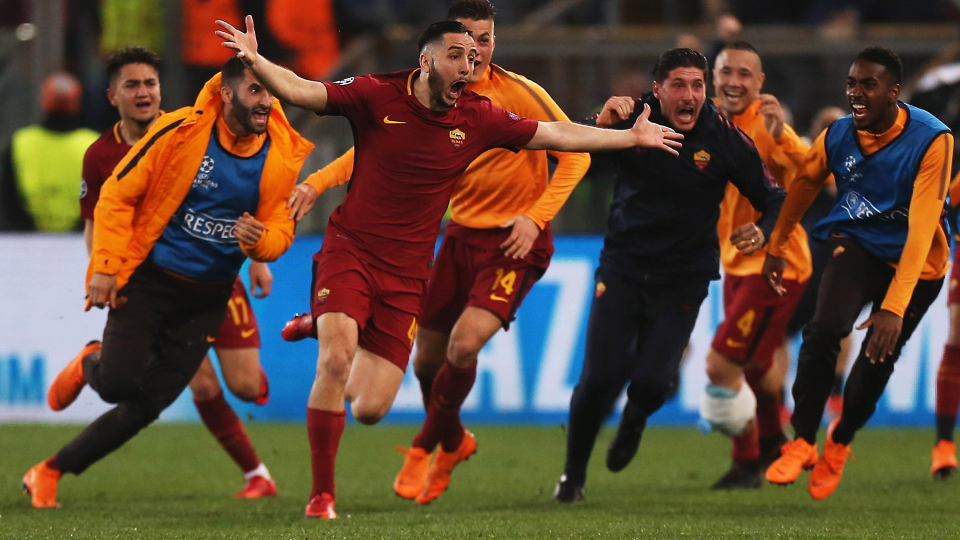 AS Roma - Juventus FC, 0 januarkl. 20:45