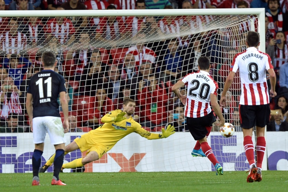 Athletic Bilbao - Atlético Madrid, 0 Marchat 0:00