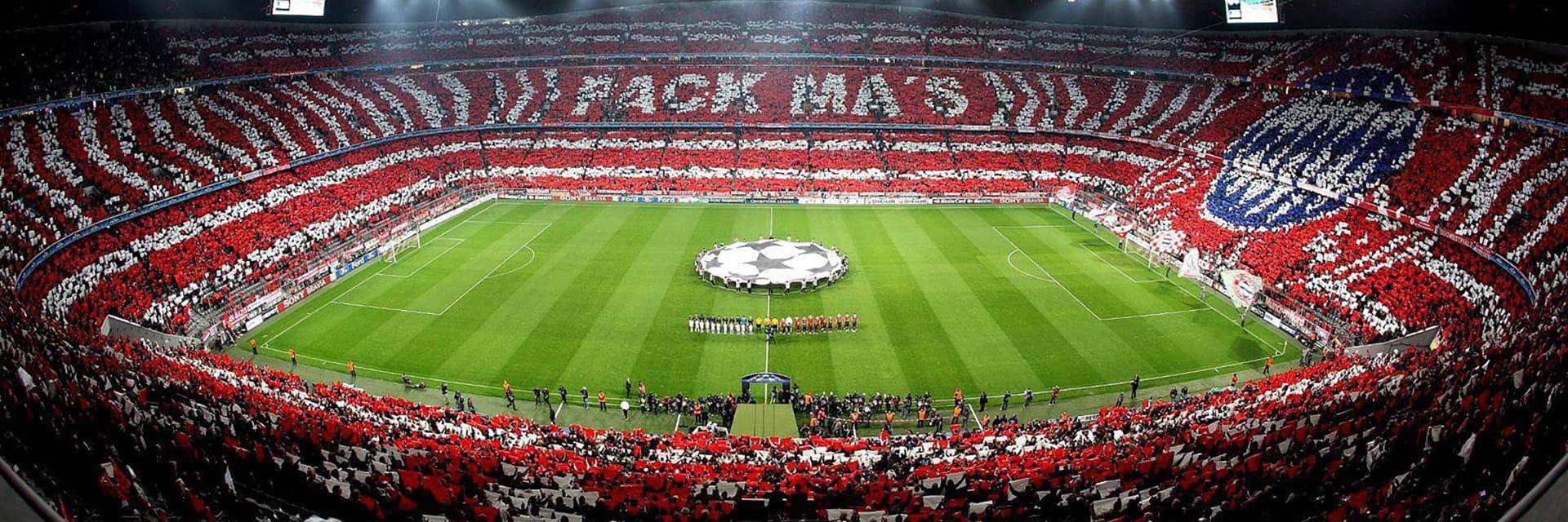 Bayern Munich - Eintracht Frankfurt, 6 Marchat 0:00