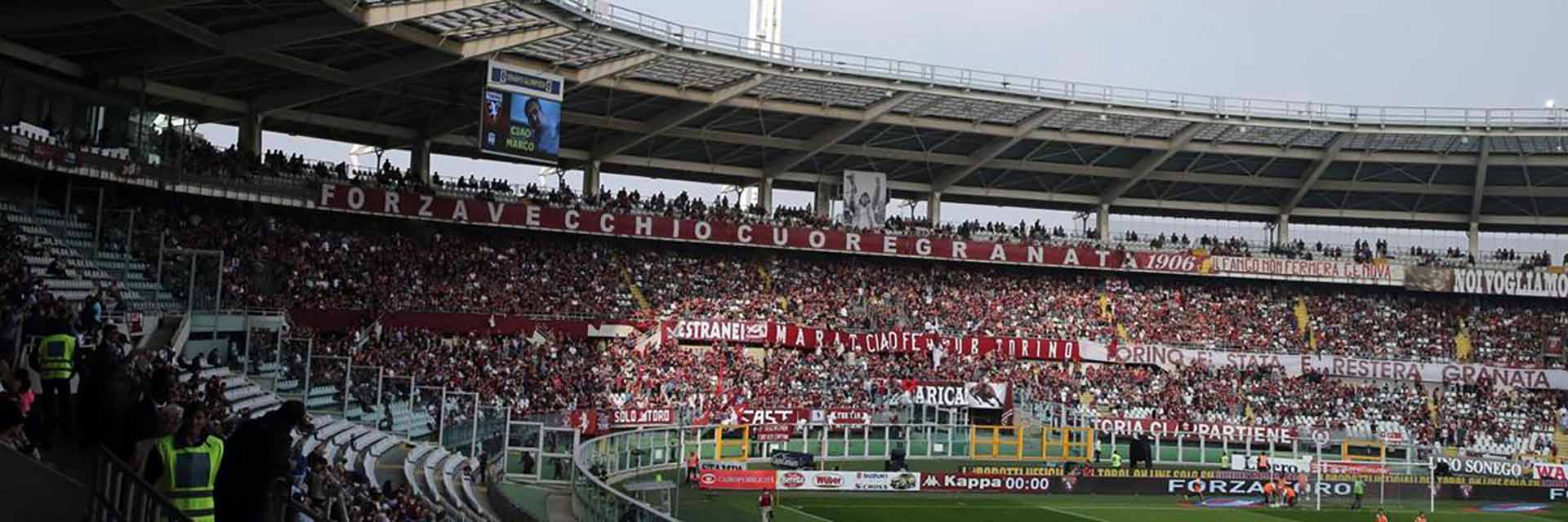 Torino FC - Udinese, 1 Marchat 18:45