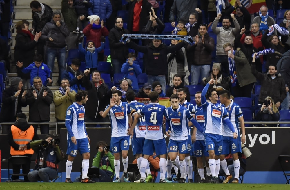 RCD Espanyol - Real Valladolid, 6 Marchat 13:00