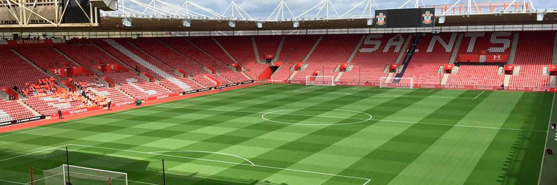 Southampton FC - Brighton & Hove Albion, 6 majkl. 0:00