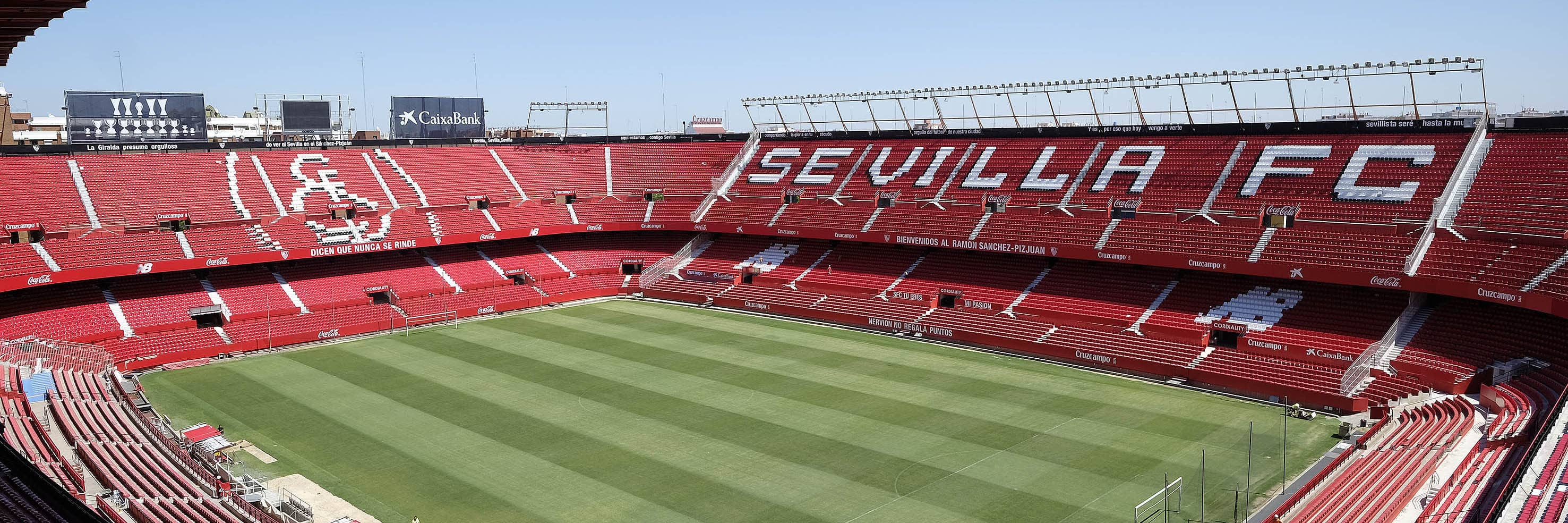 Sevilla FC - Real Madrid, 0 septemberkl. 0:00