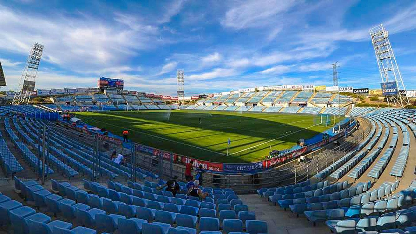 Getafe FC - Real Madrid, 0 januarkl. 0:00