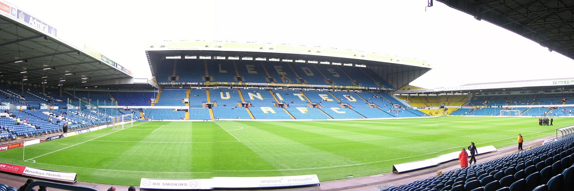 Leeds United - Queens Park Rangers, 6 novemberden 15:00