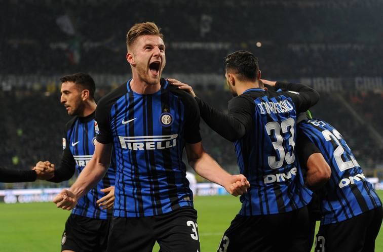 Inter Milan - UC Sampdoria, 0 februariom 0:00