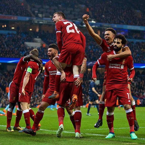 Liverpool FC - Arsenal FC (lø. 24 august 2019)