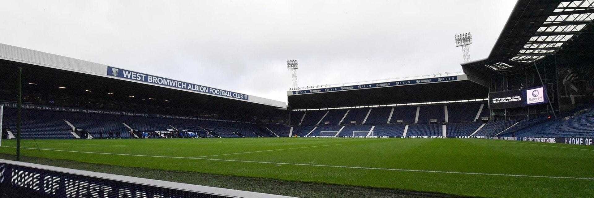 West Bromwich Albion - Ipswich Town, 6 maartom 15:00