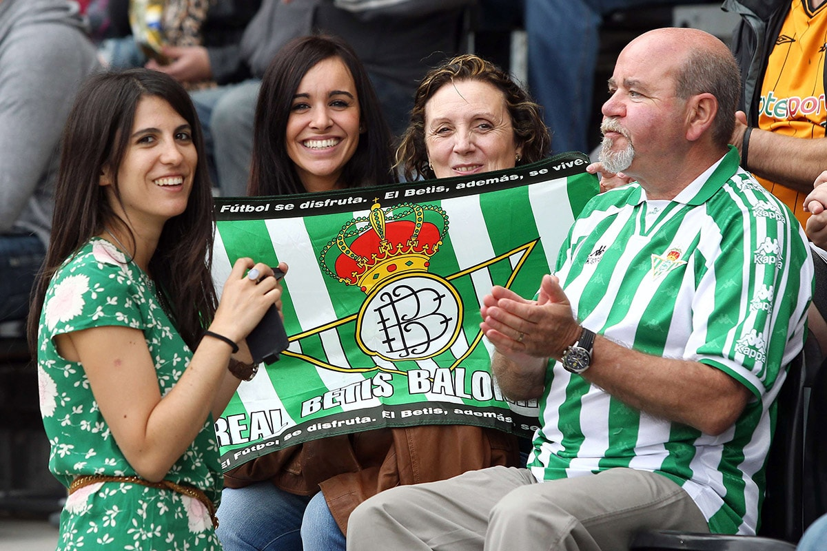 Real Betis - Real Madrid, 0 Marchat 0:00