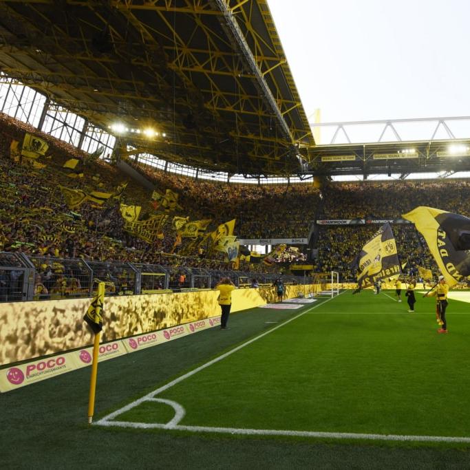 Borussia Dortmund, Signal Iduna Park, Dortmund