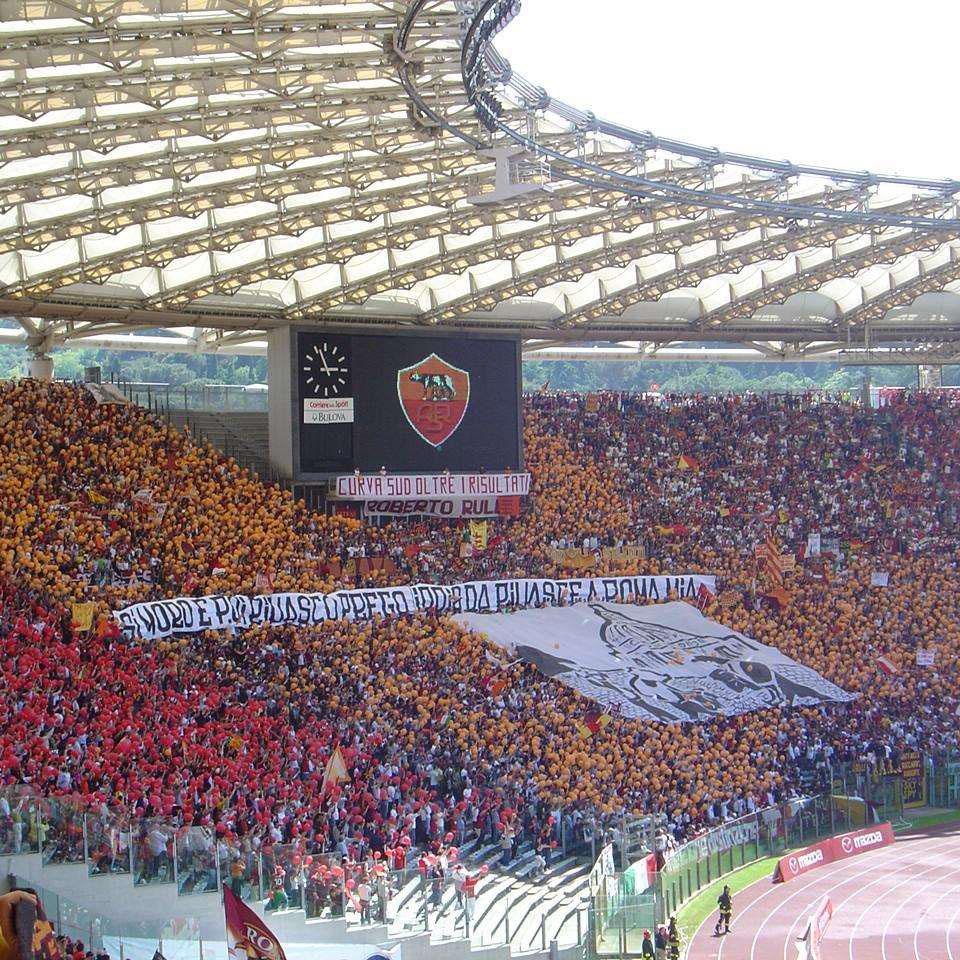 AS Roma, Stadio Olimpico, Rome
