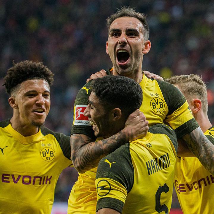 Borussia Dortmund - SV Werder Bremen (za. 28 september 2019)