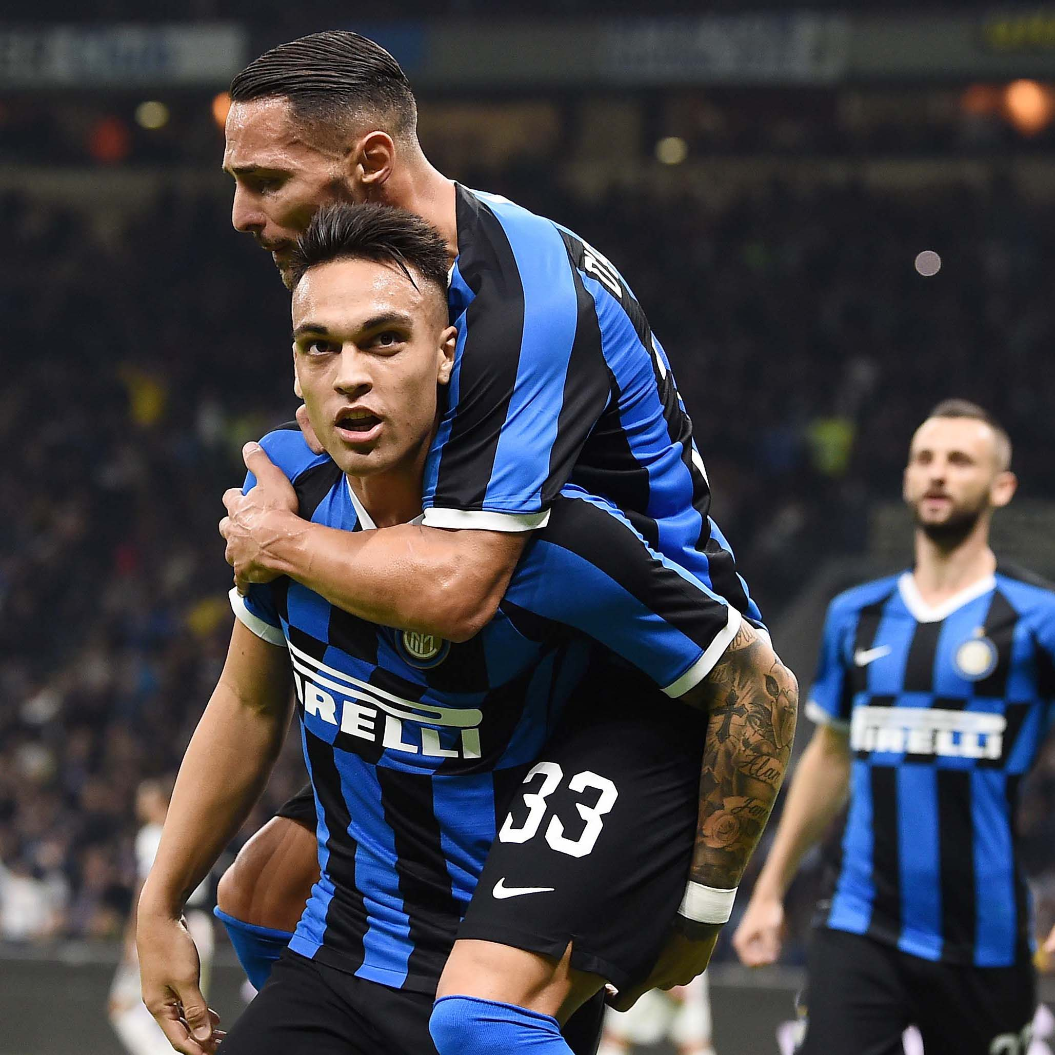 Inter Milan - SSC Napoli (Sun. 17 May 2020)