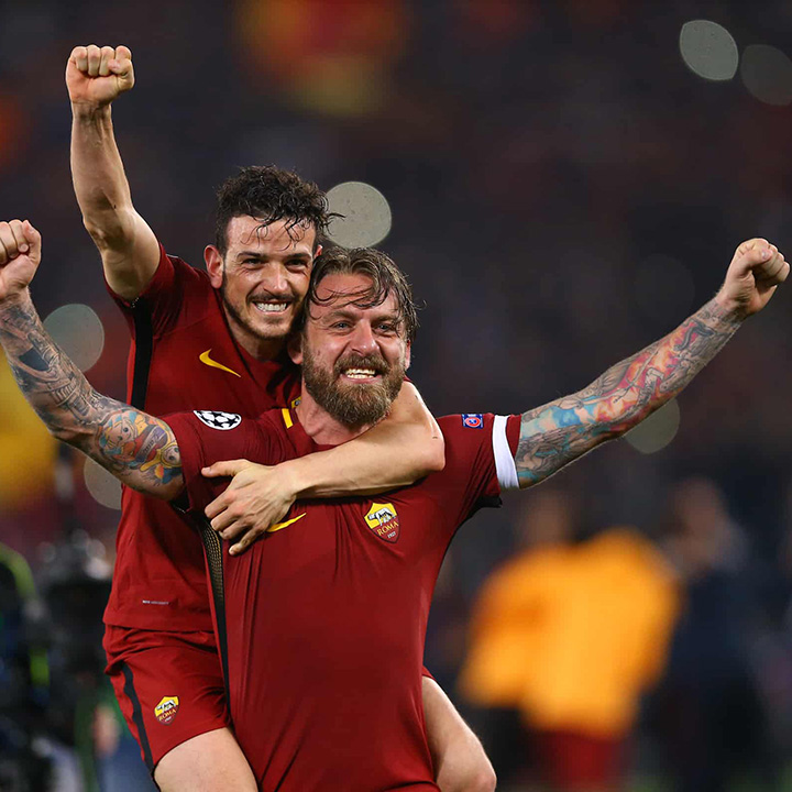 AS Roma - SSC Napoli (lør. 2 november 2019)