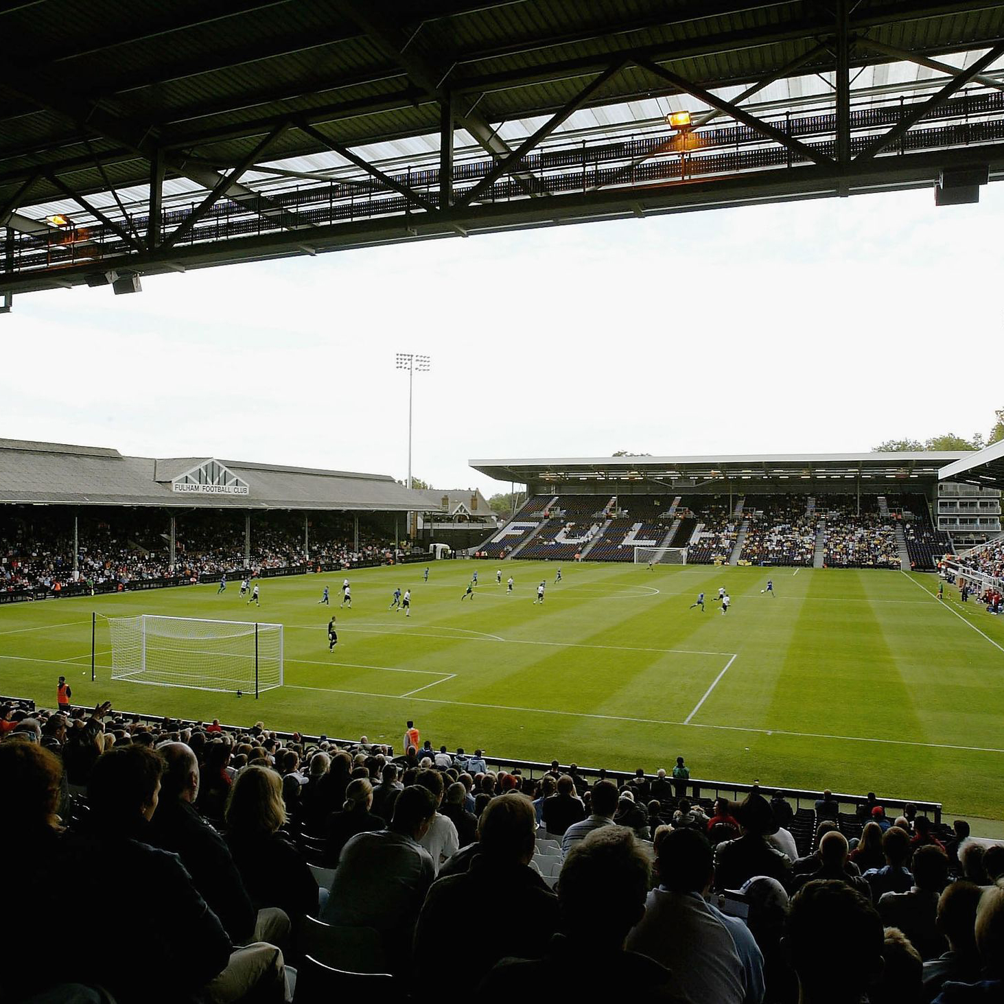 Fulham FC, Craven Cottage, London