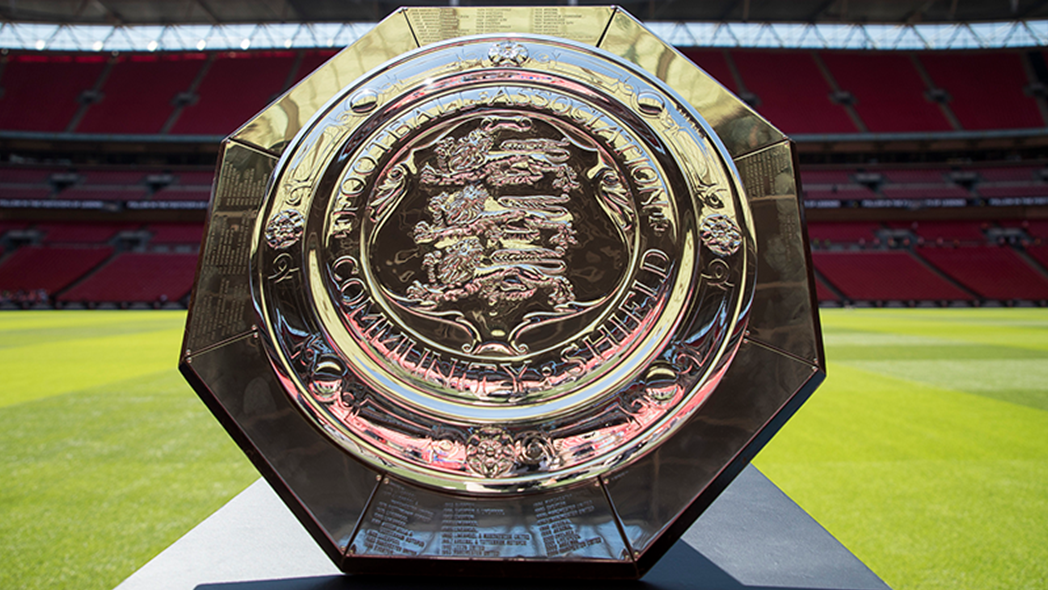 FA Community Shield - Liverpool FC - Manchester City, 0 augustkl. 15:00