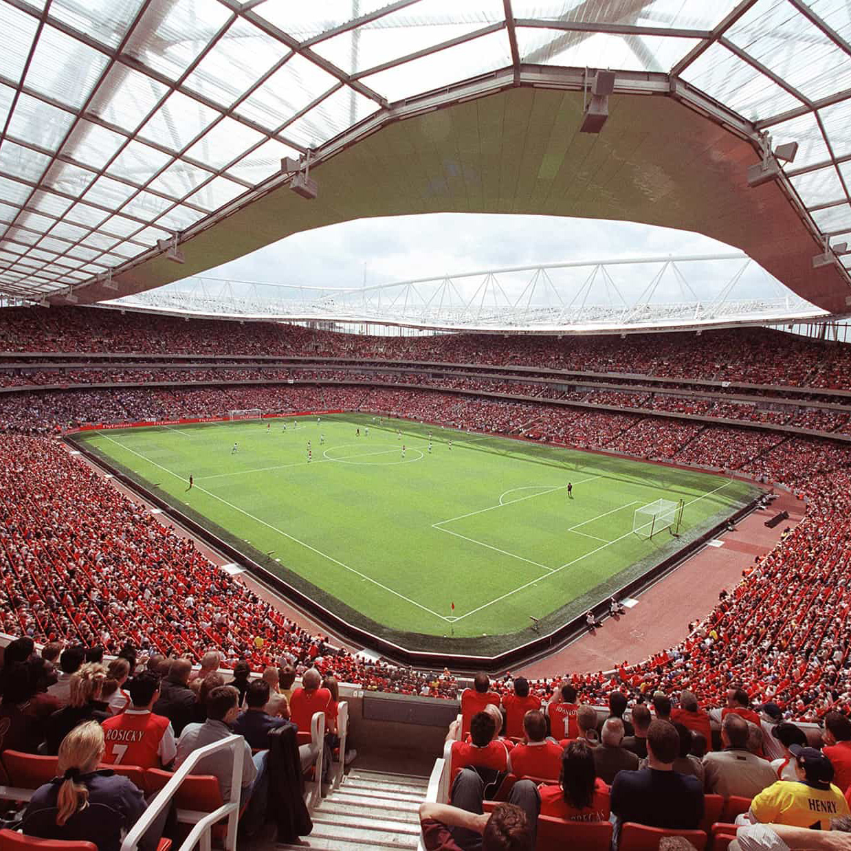 Arsenal FC, Emirates Stadion, London