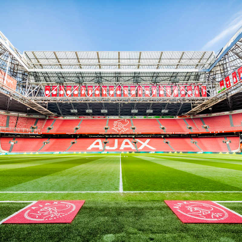 AFC Ajax, Johan Cruijff ArenA, Amsterdam