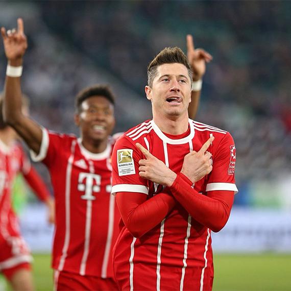 Bayern Munich - Olympiacos (CL) (Wed. 6 November 2019)