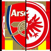 Arsenal FC - Eintracht Frankfurt (EL)