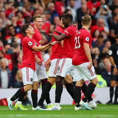 Manchester United - Sheffield United (Sa. 21 März 2020)
