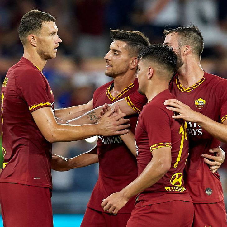 AS Roma - Inter Milan (Sun. 26 April 2020)