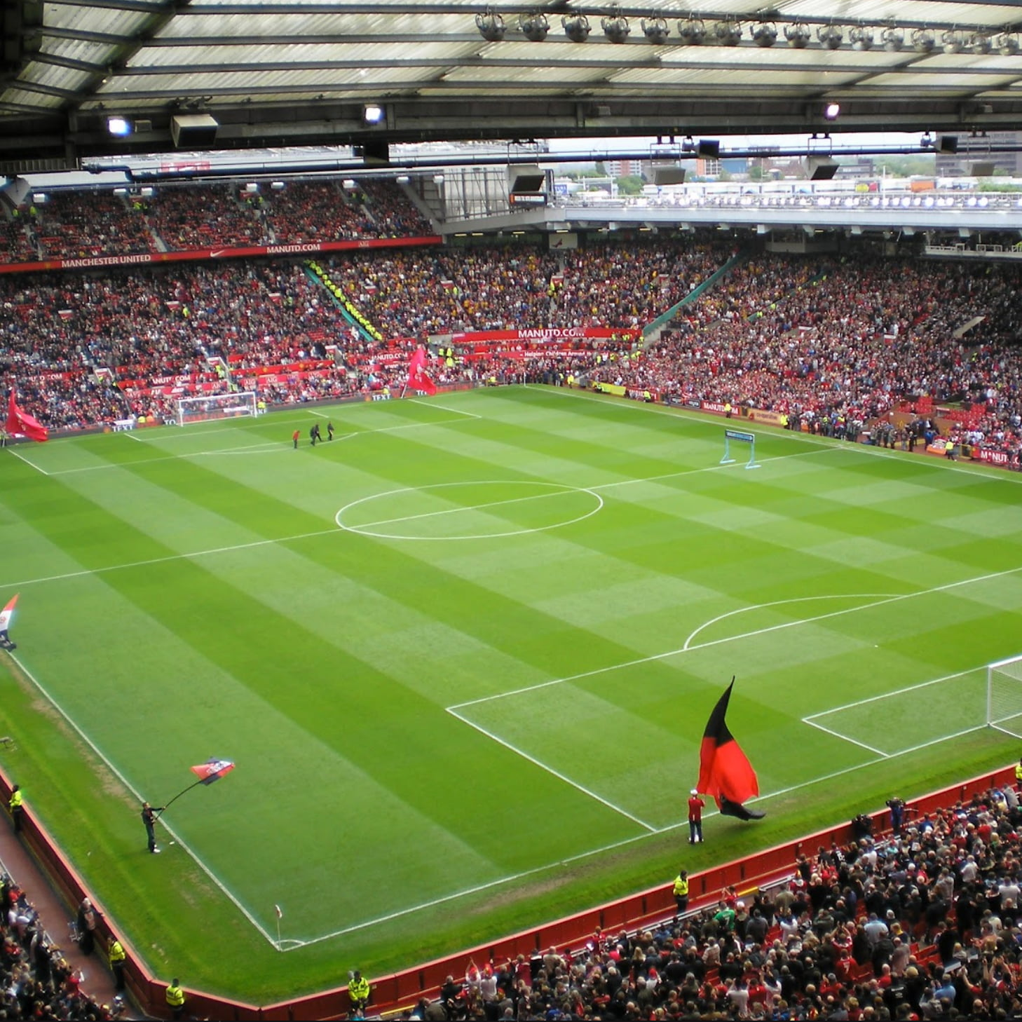 Manchester United, Old Trafford, Manchester