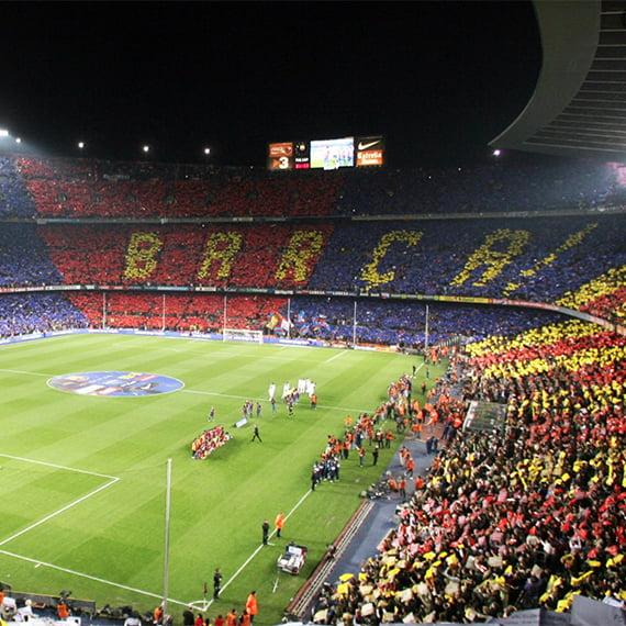 FC Barcelona , Camp Nou, Barcelona