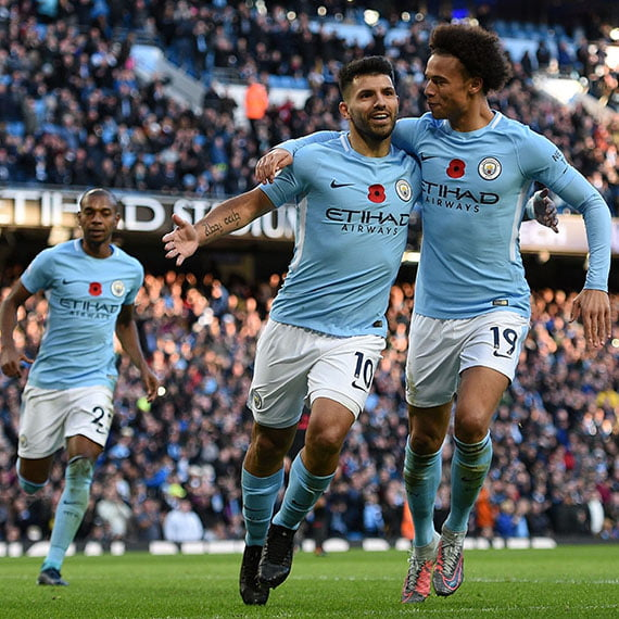 Manchester City - Everton FC (sa. 20 noviembre 2021)