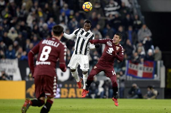 Torino FC - Juventus FC, 6 oktoberom 18:00