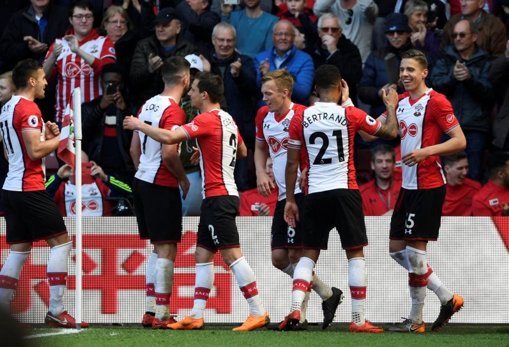 Southampton FC - Aston Villa, 5 novembreà 20:00