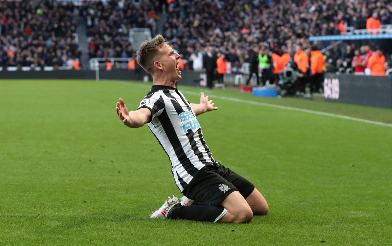 Newcastle United - Chelsea FC, 6 Oktoberum 15:00