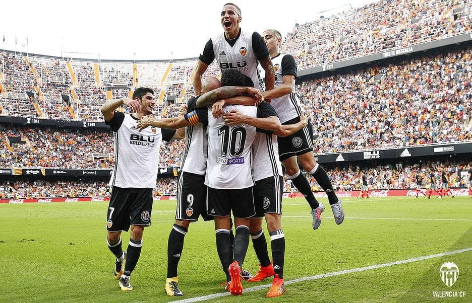 Valencia CF - RCD Mallorca, 6 oktoberom 14:00