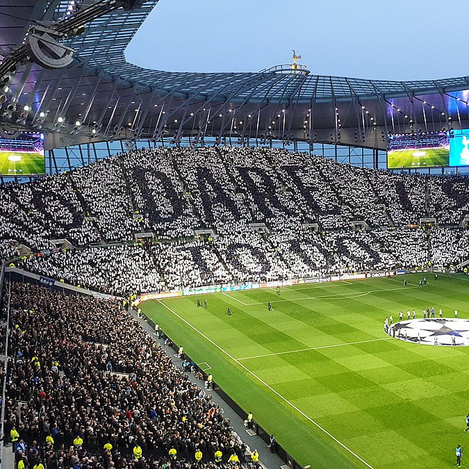 Tottenham Hotspur, Tottenham Hotspur Stadium, Londres