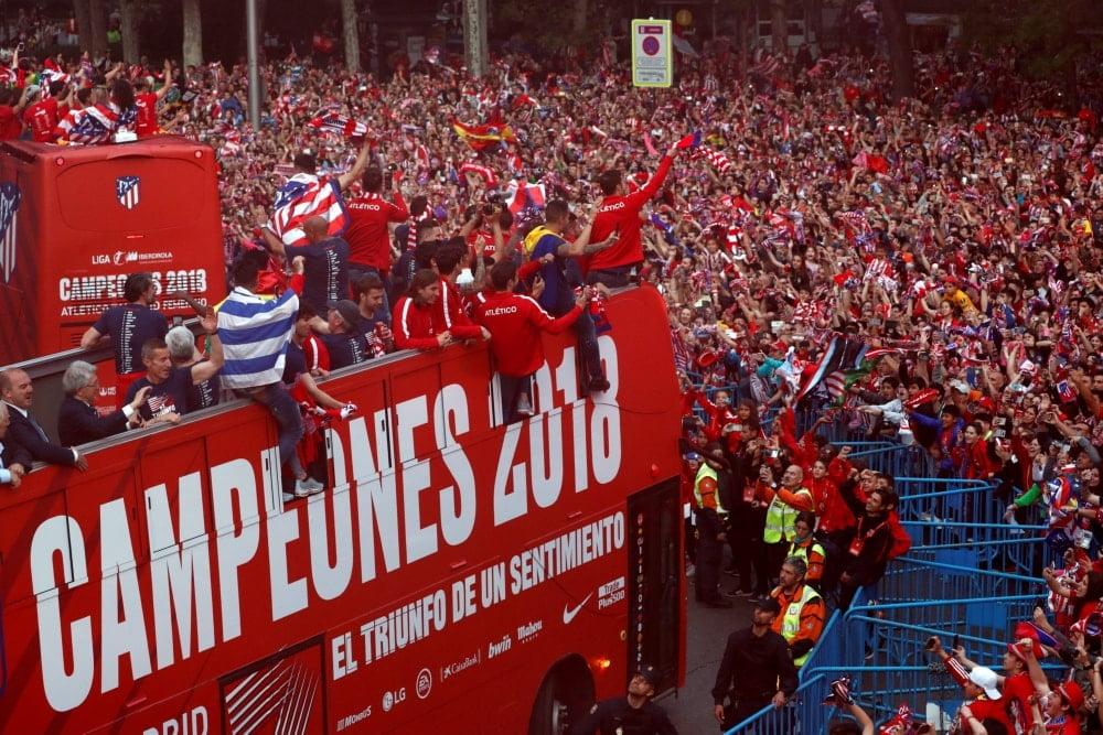 Atlético Madrid - FC Barcelona, 6 Octoberat 21:00