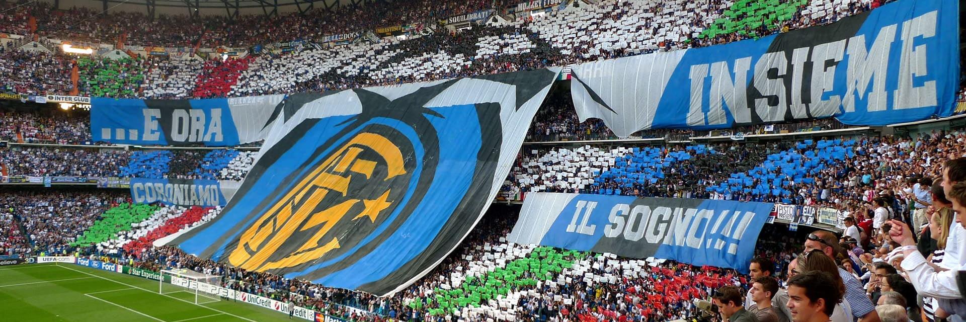 Inter Milan - Juventus FC, 7 octobreà 20:45
