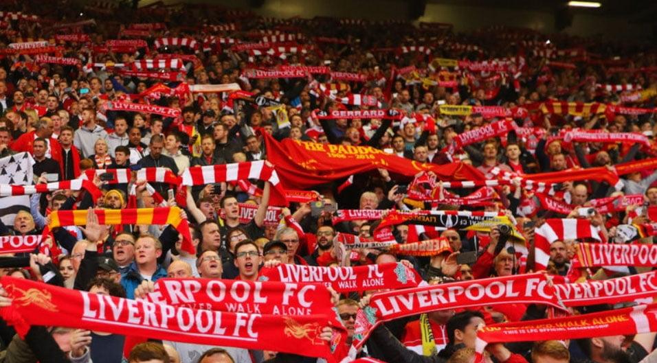 Liverpool FC - Brighton & Hove Albion, 6 oktoberom 16:00