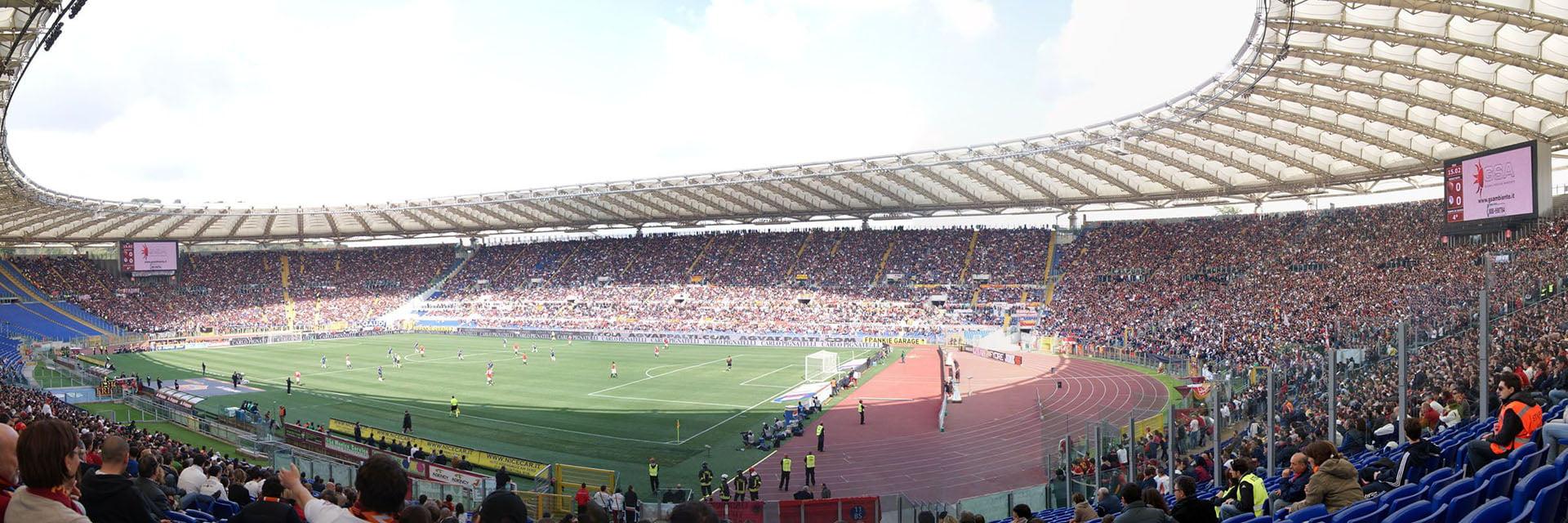 AS Roma - AC Milan, 7 oktoberom 20:45
