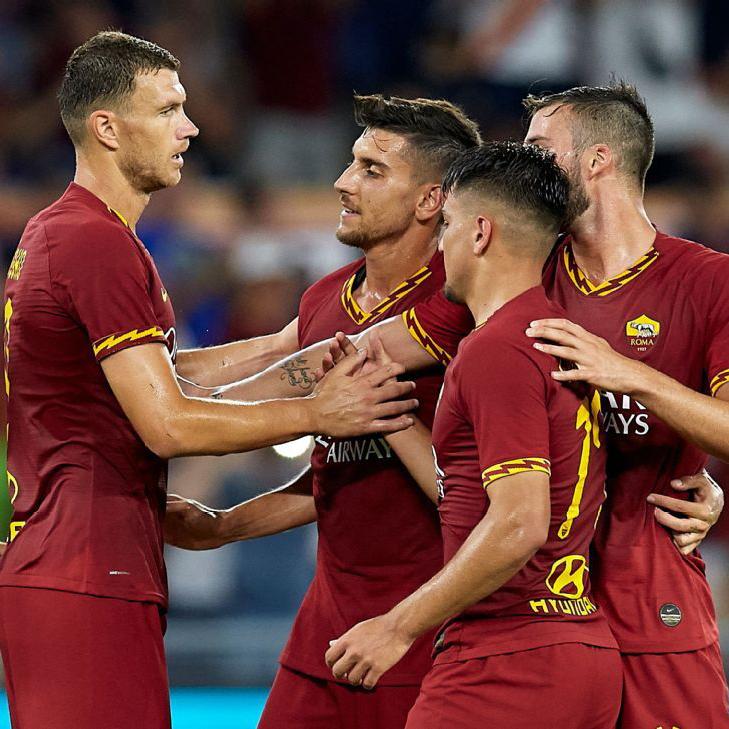 AS Roma - Inter Milan (Sat. 4 December 2021)